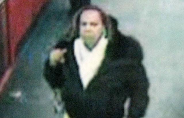 Female suspect. (Hadley Police)