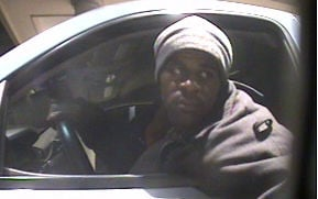 ATM surveillance photo. (Springfield Police)