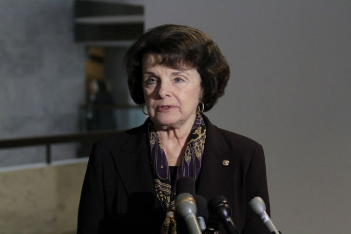 California Senator Dianne Feinstein (CNN)