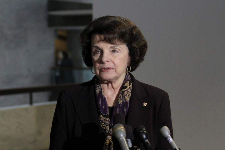 California Senator Dianne Feinstein (CNN)