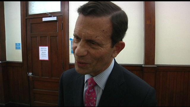State Treasurer Steve Grossman (CBS 3)
