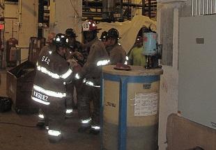 (Springfield Fire Department) Dennis Leger
