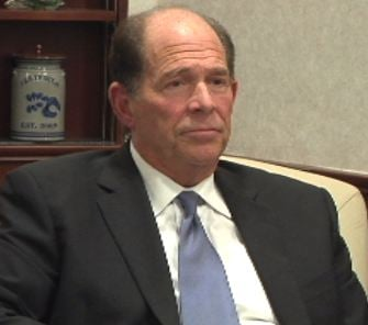 Current President, Dr. Evan Dobelle