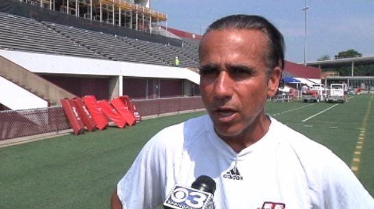 Former Umass Coach, Charley Molnar