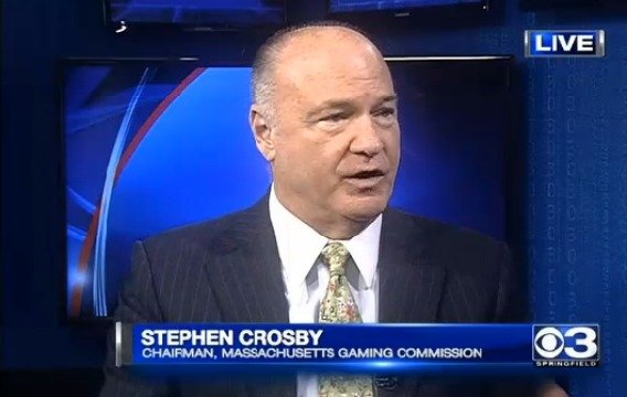 Chairman of the Massachusetts Gaming Commission Stephen Crosby