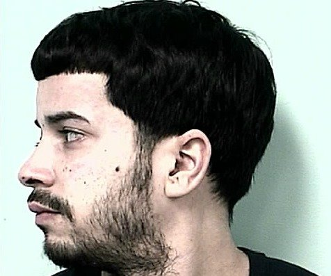 Mug shot of 25-year-old Jonathan Betancourt.