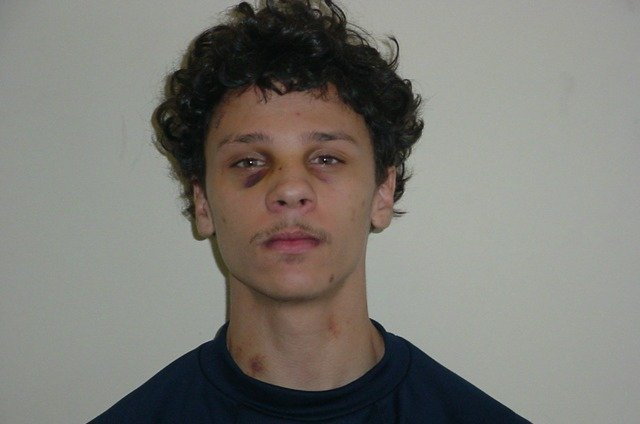 Mug shot of 18-year-old Springfield resident Angel Cosme.