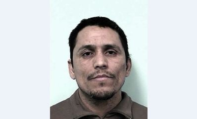 Mug shot of 40-year-old Gilberto Vazquez.