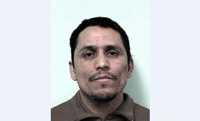 Mug shot of 40-year-old Gilberto Vazquez.