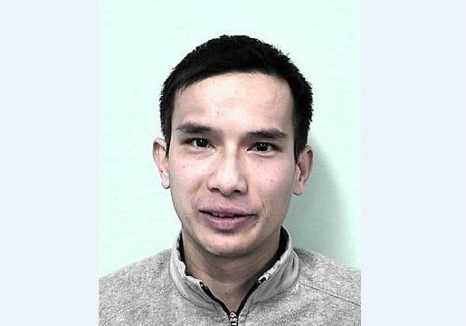 Mug shot of 34-year-old Son Hong Nguyen.