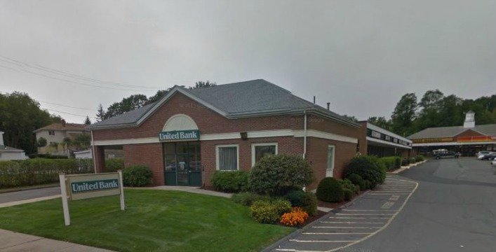 The United Bank located at 469 Main Street was reportedly robbed Tuesday.