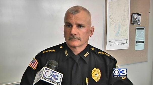 Holyoke Police Chief James Neiswanger.