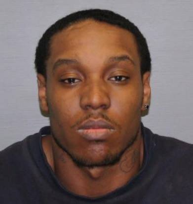 Mug shot of 25-year-old Jacque Coleman.