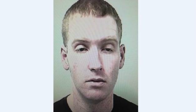 Mug shot of Ryan P. Sullivan, 30, of Agawam.