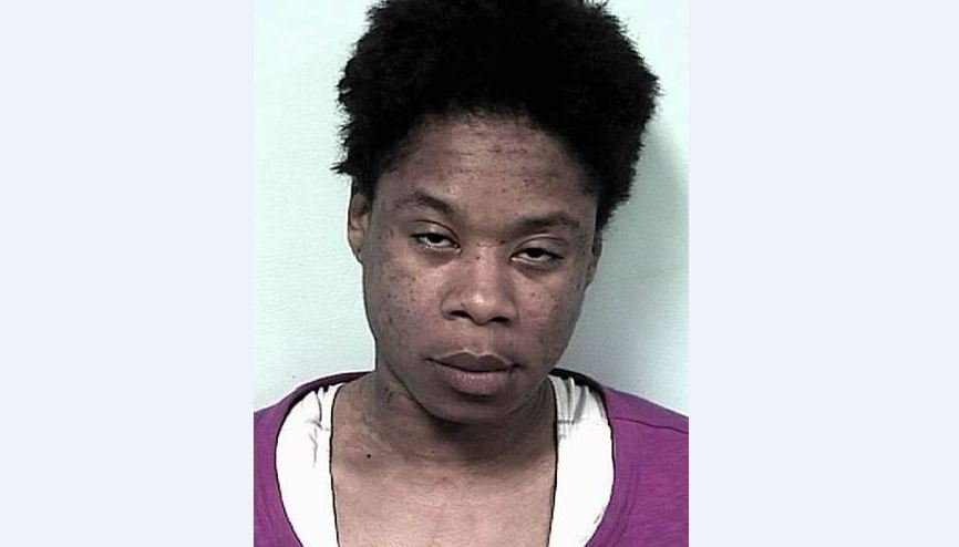Mug shot of 31-year-old Latrisa M. Pace.