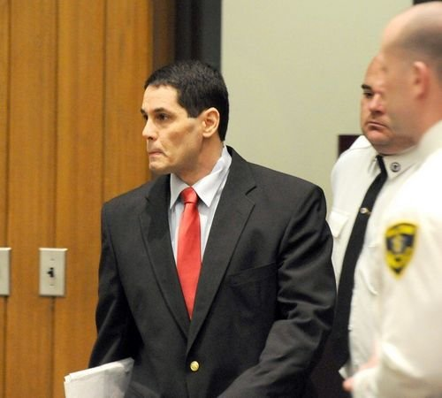 47-year-old David Chalue appeared in Hampden Superior Court Friday. (MassLive).