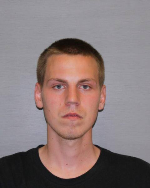 Police charged Kyle Bellows, 23, of 246 Conway St., Greenfield, with possession of a Class A substance and conspiracy to violate drug laws.