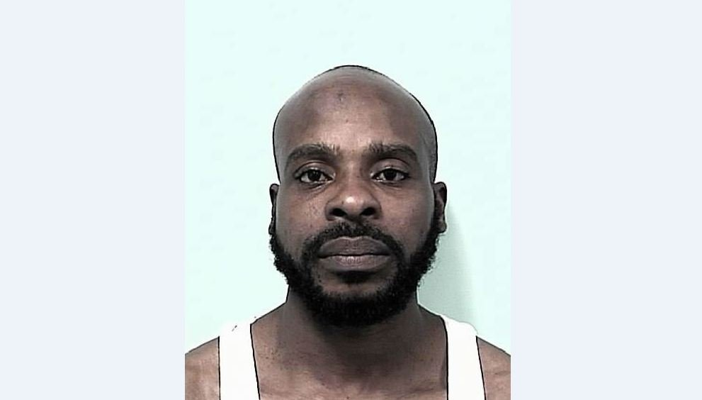 Police charged Floyd A. Johnson, 40, of 157 Cloran St., Springfield, with home invasion, armed with a shotgun.
