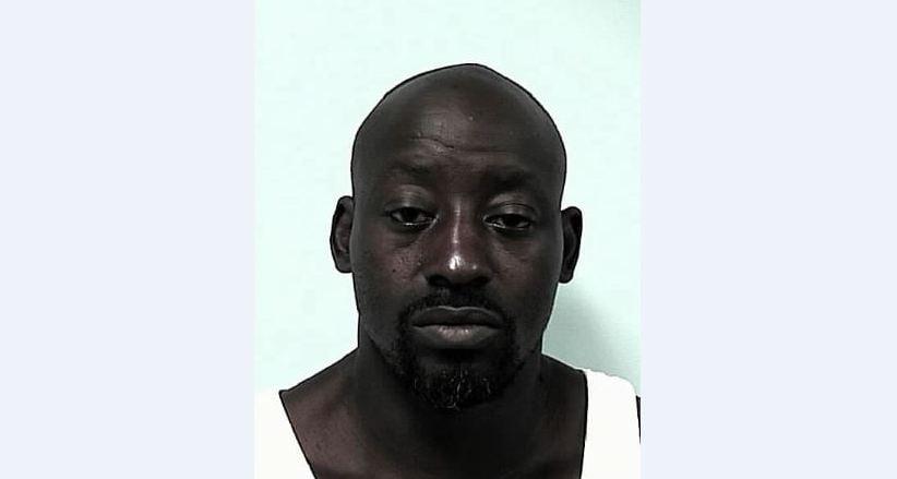 Mug shot of 35-year-old Wajid Lowe.