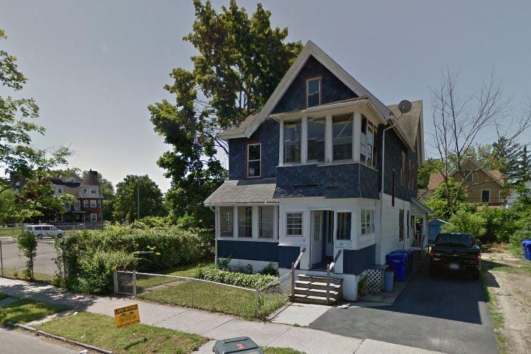 16 Princeton St. in Springfield. (Google)
