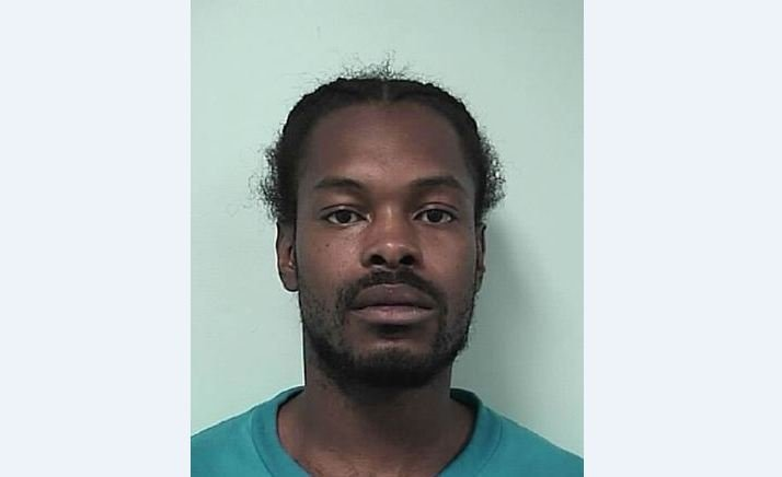 Mug shot of Tyrone Jones, 26, of Palmer Avenue, Springfield.