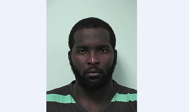 Mug shot of 24-year-old Dashaun Scott, of 736 Belmont Ave., Springfield.