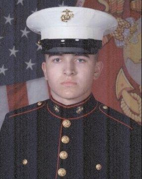 Lance Corporal Sean Michael Dougan, 20, U.S. Marine Corps.