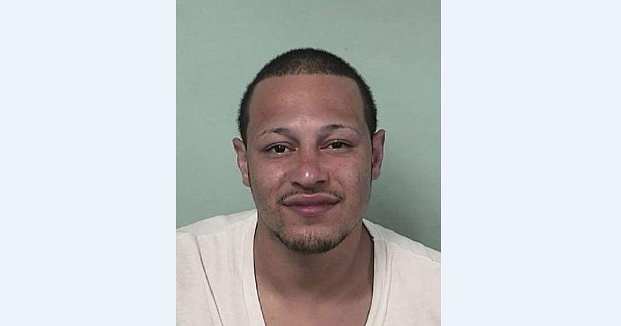 Mug shot of 25-year-old Jonathan Rosario-Cruz. (Springfield PD)