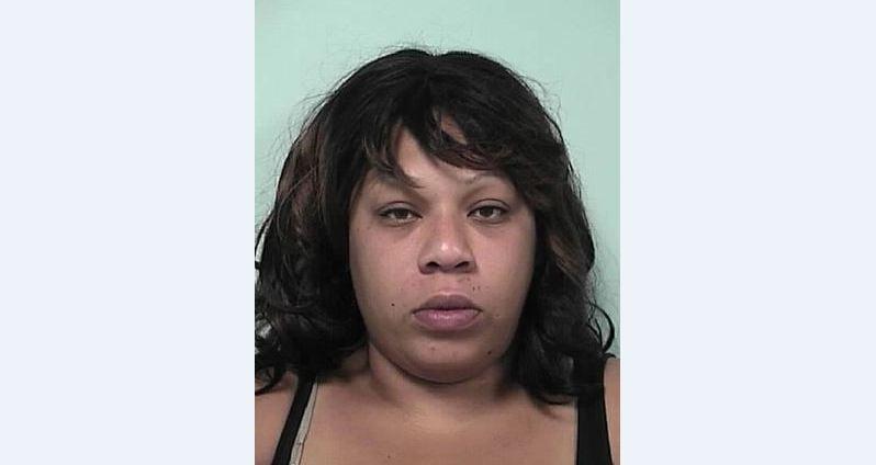 Mug shot of 28-year-old Miracle Crimes. (Springfield Police Department)