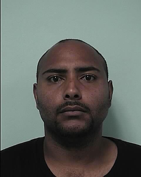 Mug shot of Jesus Ramos, 32, of 10 Chestnut St., Springfield. (Springfield Police Department)