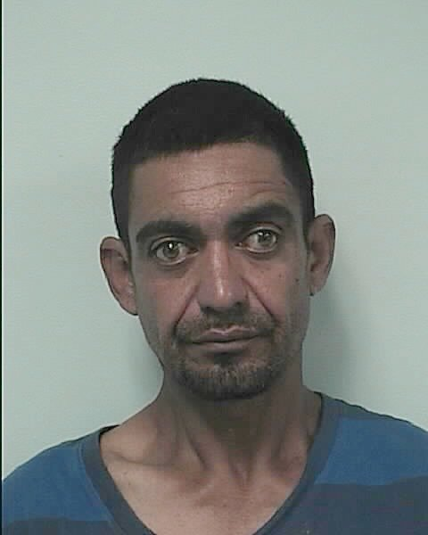 Mug shot of Jose Sepulveda, 47, of 769 Worthington St., Springfield. (Springfield Police Department)