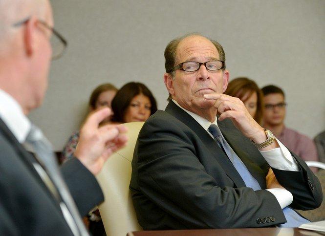 Former Westfield State University president Evan Dobelle (MassLive)