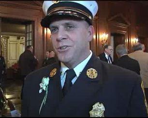 Springfield Fire Commissioner Joseph Conant