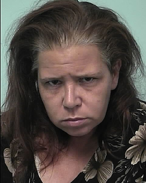 Mug shot of Candida Hamel-Hawley. (Springfield Police Department)