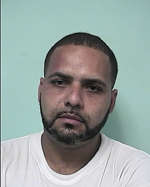 Mug shot of Jorge Oquendo. (Springfield Police Department)