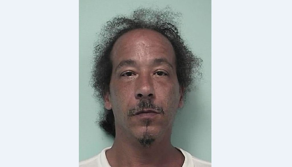 Mug shot of 48-year-old Kent Alexander Taylor, of Springfield. (Springfield Police Department)