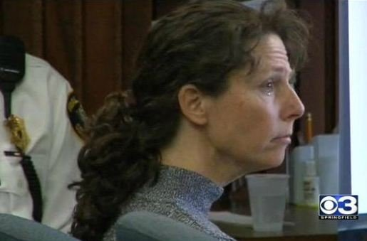 Cara Rintala in Hampshire Superior Court. (CBS 3 file photo)