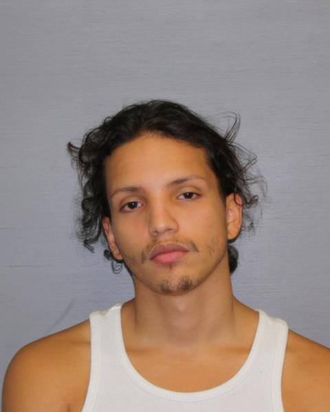Police arrested Jean Rivera, 22, following a shooting in Greenfield last month. (GPD)