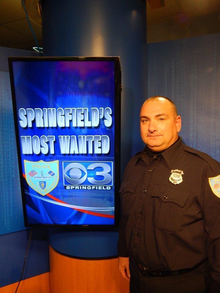 Springfield Police Officer Bob Mariani (413) 310-6616