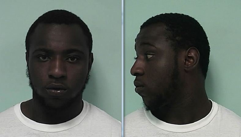 Paul Gayle, 20, is accused of shooting a .38 caliber revolver into the air five times on Sherman Street while numerous people were present. (SPD)