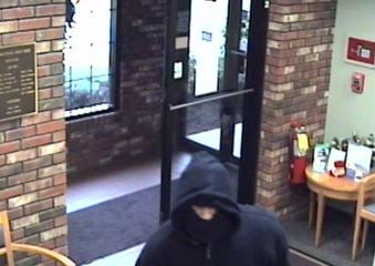Agawam police released the following surveillance images of the robbery suspect. (APD)