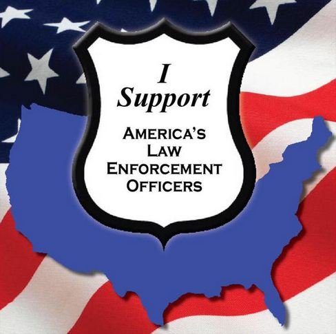 America's first annual Law Enforcement Appreciation Day was held on Friday, January 9, 2014.
