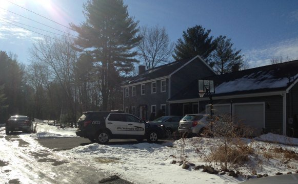 Police responded to a home on Warner Road on Tuesday morning after receiving reports of a missing 16-year-old girl.