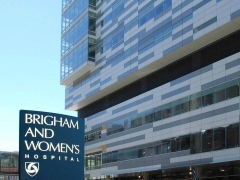 Police have taken one suspect into custody after a person was shot in the Brigham & Women's Hospital in Boston on Tuesday morning. (Brigham & Women's Hospital)