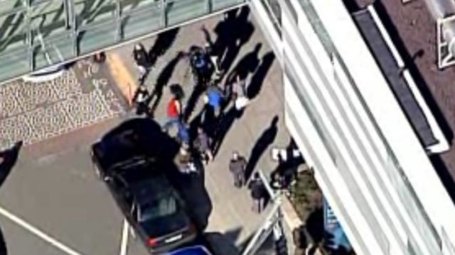 Massachusetts state police and Boston police responded to Brigham & Young Hospital for a shooting on Tuesday.