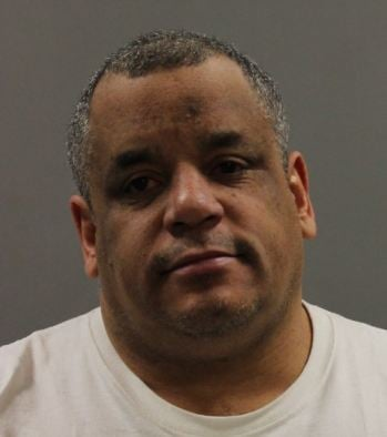 Javier Rivera, 46, of Holyoke was charged with trafficking cocaine following a motor vehicle stop on Friday. (Holyoke Police Department)