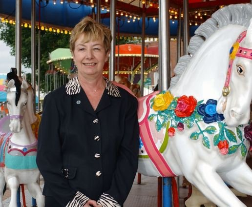 Eastern States Exposition VP Sue Lavoie will officially retire March 31, 2015 (Eastern States Exposition)