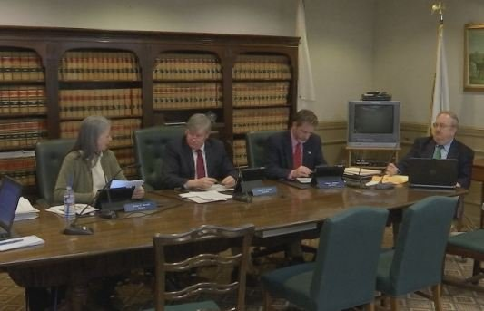 The Wilbraham Board of Selectmen met on Monday night at the Town Offices on Springfield Street.