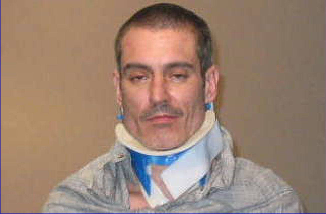 Michael Marshall (Photo from Chicopee police)
