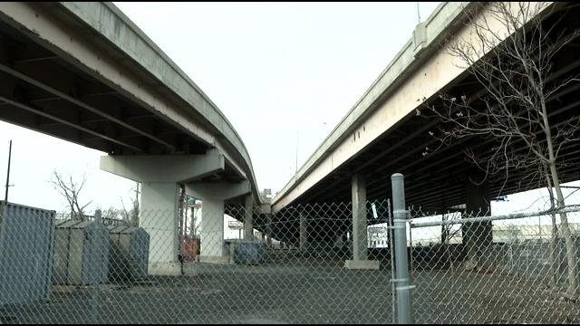 I-91 viaduct (Western Mass News file photo)